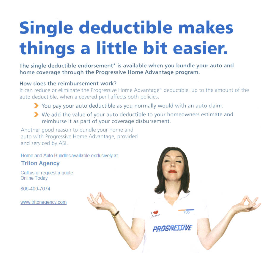 Single Deductible Makes Your Life Easier