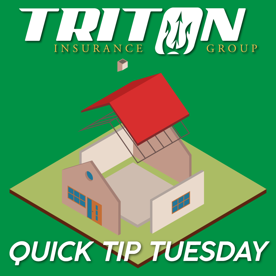 Quick Tip Tuesday Roof