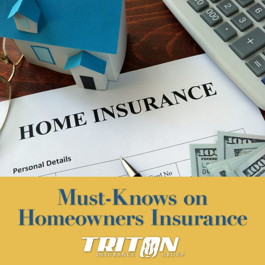 Must Knows Homeowners Insurance